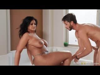 Kailani Kai - Bathing With Her Boyfriend - Porno, MILF Big Tits