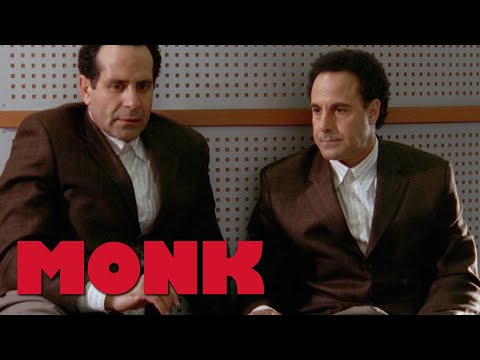 Stanley Tucci Guest Stars Monk
