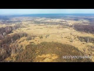 Ратчинский авиаполигон на Васильевских лугах
