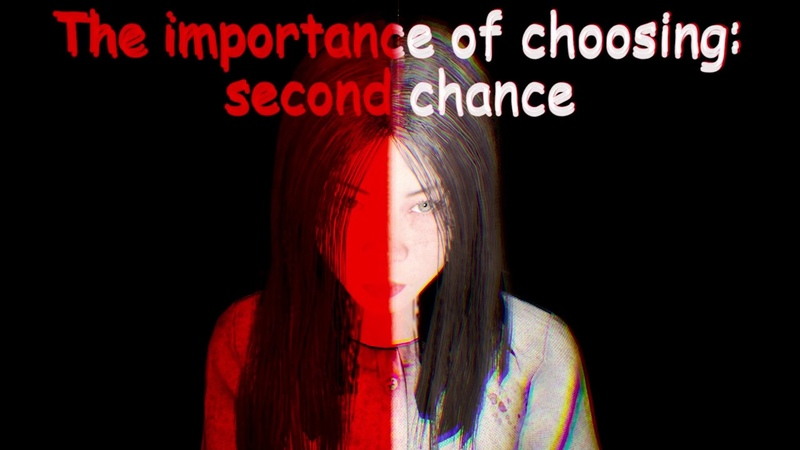 The importance of choosing second chance gameplay trailer