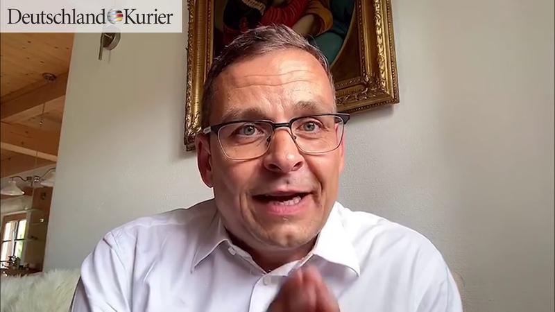 Gerald Grosz für Deutschland Kurier Die Scheinheiligkeit europäischer Wohnzimmersolidarität