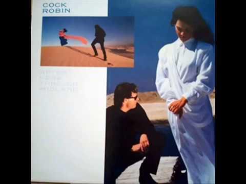 CockRobin After Here Through Midland 1987 LP Album