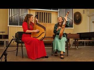"Leo Delib ""Flowels duet"" from opera ""Lakme"" Olga Buga and Yasyutina Anna"