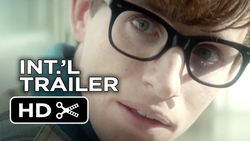 The Theory of Everything Official UK Trailer 1 2015 Eddie Redmayne Movie HD
