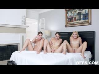 Katie Kush, Kenzie Madison, Lea Lee [Дырки, ПОРНО, new Porn, HD 1080, Al