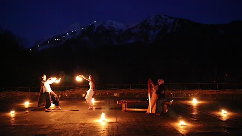 Alizbar - Сказка вне времени. Танец огней