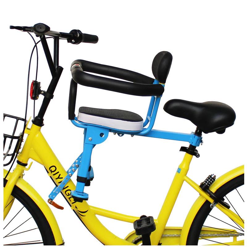 Детские сиденья на раму велосипеда -