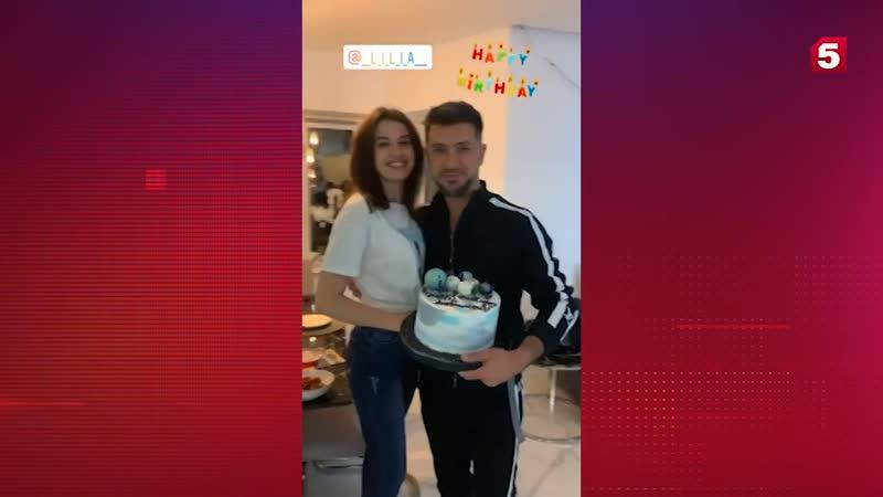Экс супруг Ани Лорак впервые показал новую избранницу