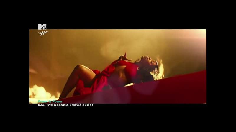 SZA The Weeknd Travis Scott Power Is Power