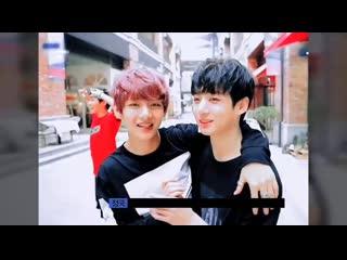 Vkook/Taekook it's cute