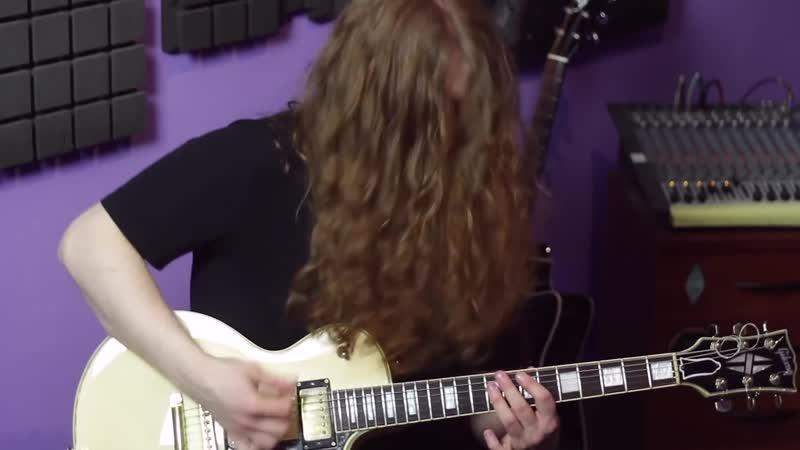 Led Zeppelin - Whole Lotta Love (cover by Sershen Zaritskaya)