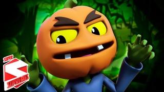 Ha Ha It's Halloween Night   Scary Nursery Rhymes Songs For Kids   Scary Song