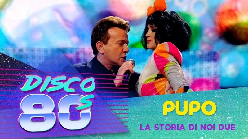 Pupo La Storia Di Noi Due Disco of the the 80's Festival Russia 2010