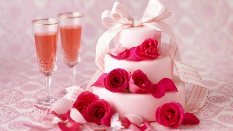Гранатовая Свадьба. 19 лет. Клип из фото к годовщине свадьбы