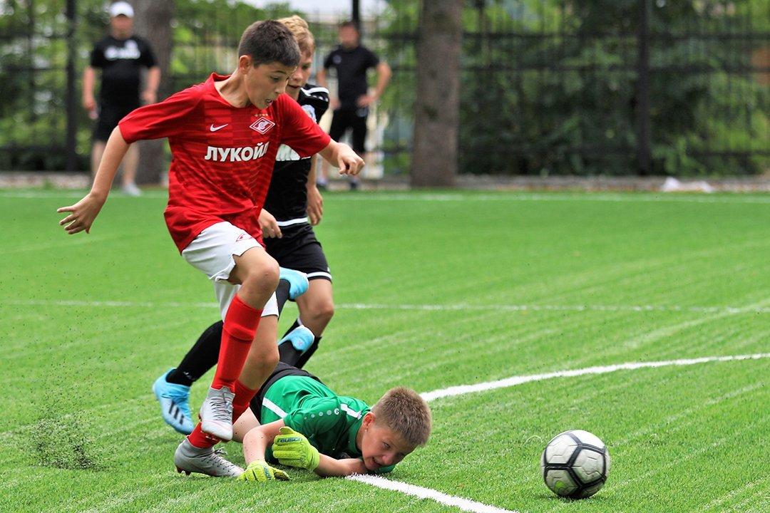 Футболтная Академия Спартака
