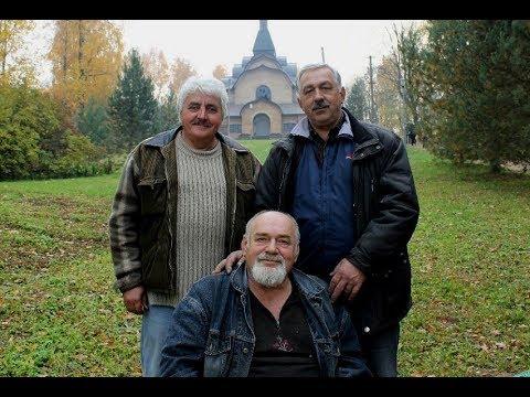 Пленэр Золотая осень, река Сож, город Кричев.