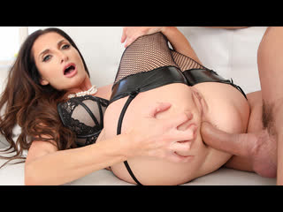 [Drilled/LetsDoeIt] Silvia Saige - Silvia Loves Her Sexy Ass Filled With Cock | Anal Sex MILF Big Tits Ass Toys Porn Порно
