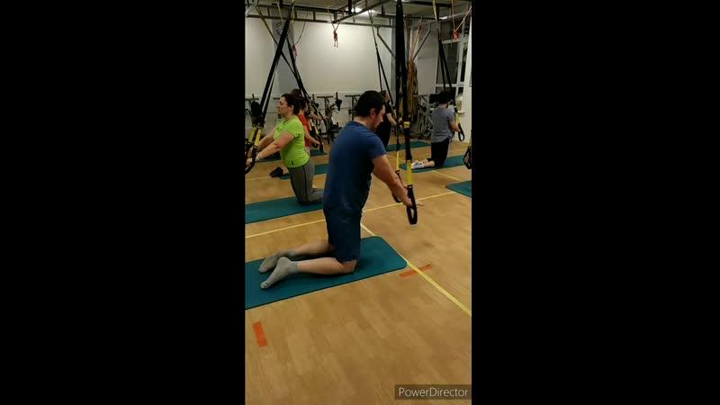 PSM (Pilates Suspension) в Максфите