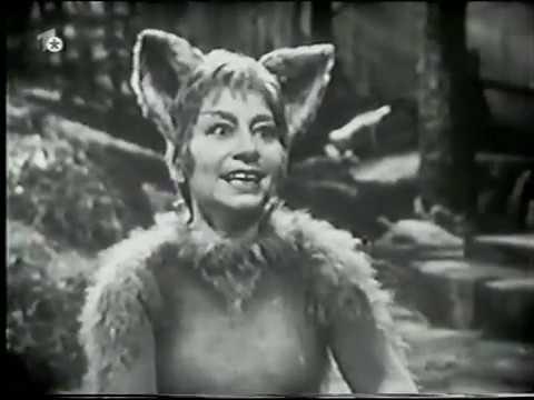 Janacek Das schlaue Füchslein Walter Felsenstein 1965 Video deutsch