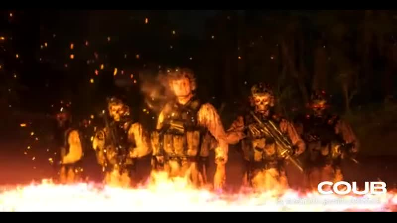 Gosts of War (Death Stranding) [ Halogen - U Got That [Epic Metal Cover]