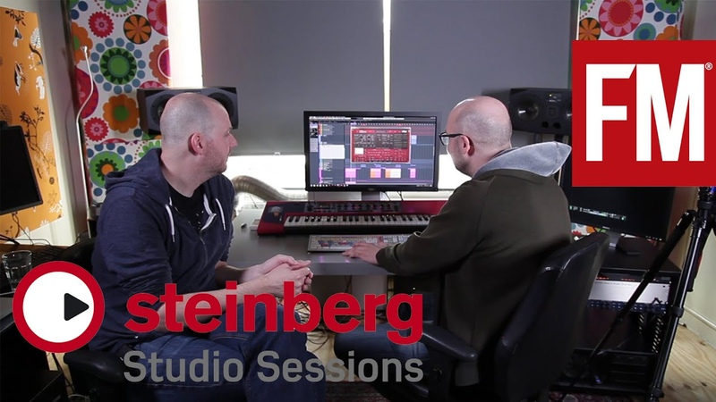 Steinberg Studio Sessions S03E08 Black Sun Empire Part 2