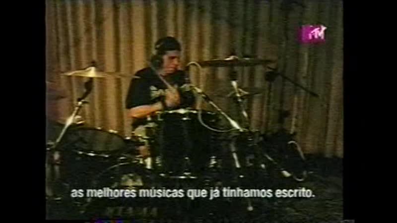 NIRVANA Onward Into Countless Battles clip BMG Ariola Ltda Rio de Janeiro Brazil 19 21 01 1993