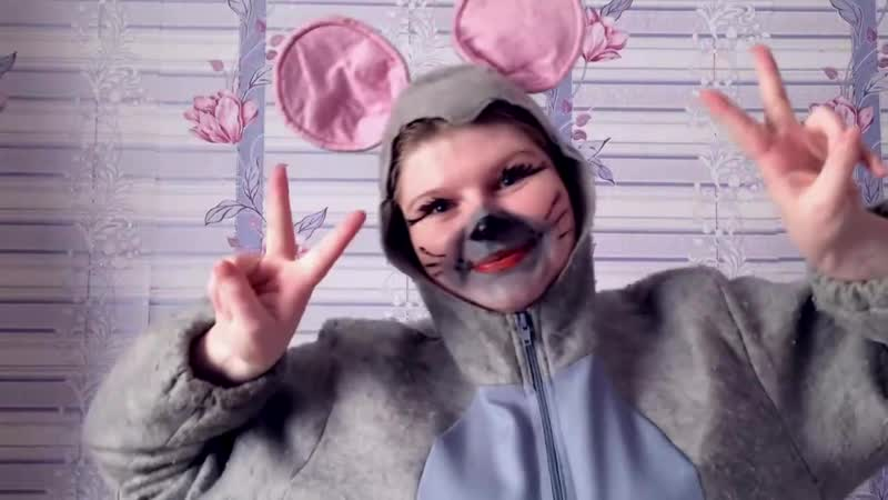 Мышка пинки (обзор мультфильмов)