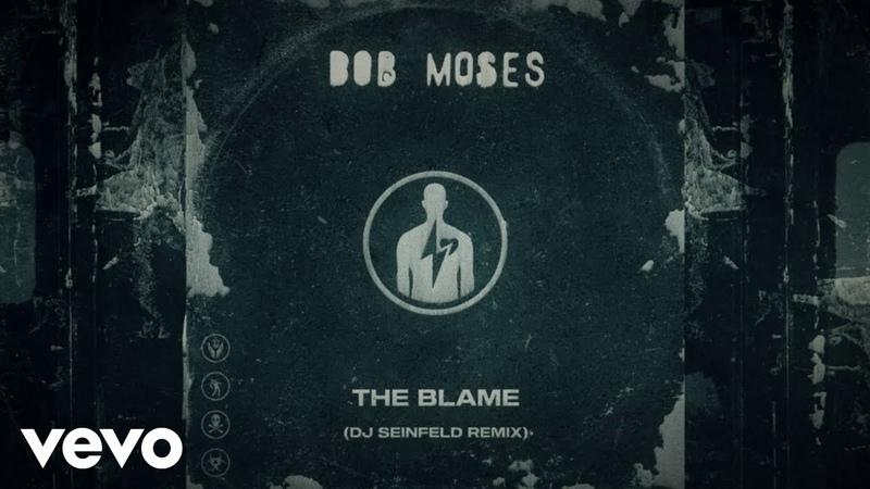 Bob Moses The Blame DJ Seinfeld Remix Official Audio