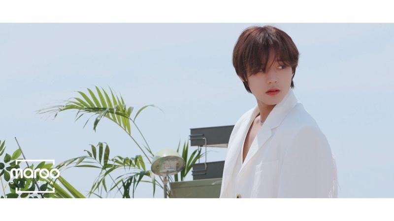 박지훈(PARK JIHOON) 'Wing' M/V Making Film