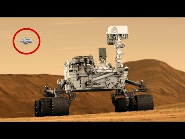 Господи Он же перемещается Фотографии с Марса которые потрясли ученых