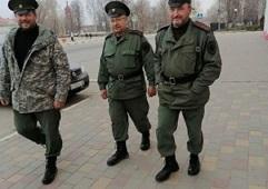 В Липецкой области на улицы вышли казачьи патрули