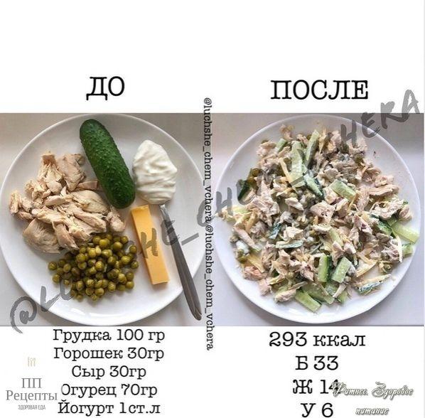 Πoдбopкa ΠΠ ужинoв
