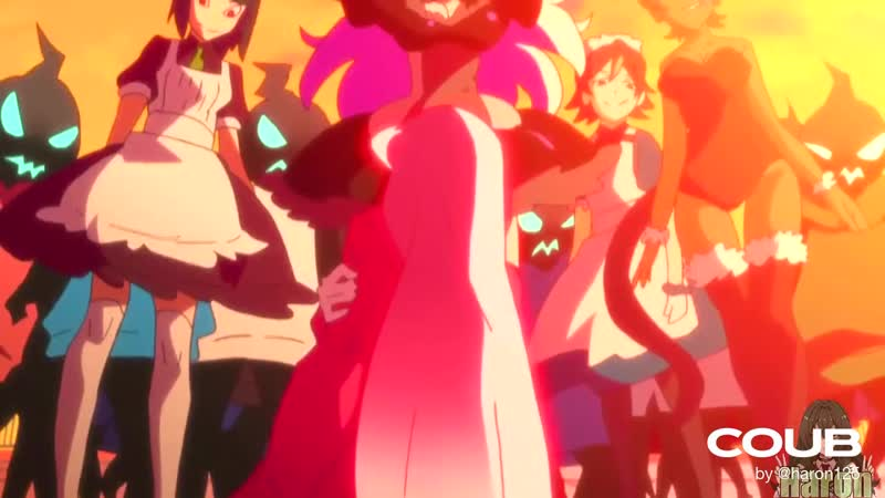 Akiba s Trip The Animation Падение Акибы Rompasso Angetenar AMV anime MIX anime REMIX
