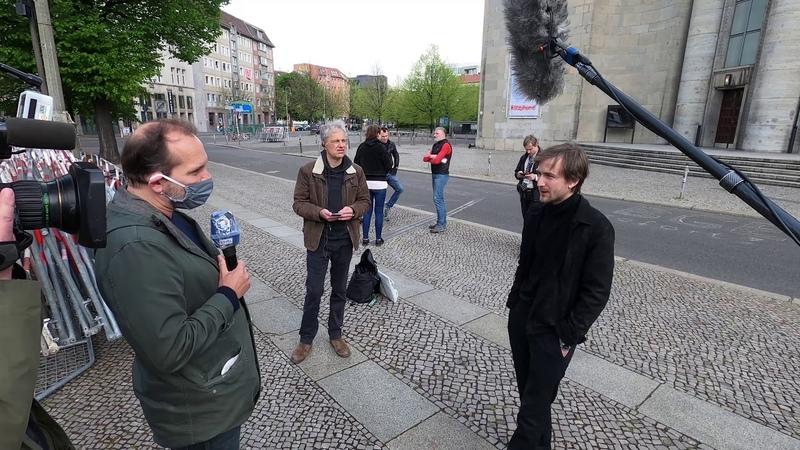 Antifasprecher erzieht ARD Team: Rechte sind rechtsstaatlicher als Merkel