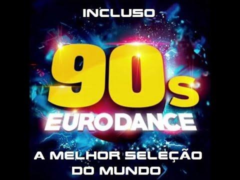 Dance anos 90,91,92,93,94,95,96,97,98,99,2000 - Tocando 2 horas e meia Capitão DJ