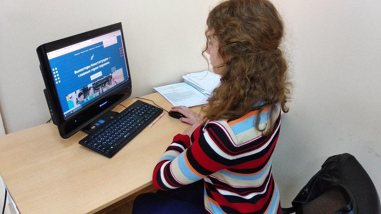 Стартовало онлайн-обучение для корпуса «Волонтёров Конституции»
