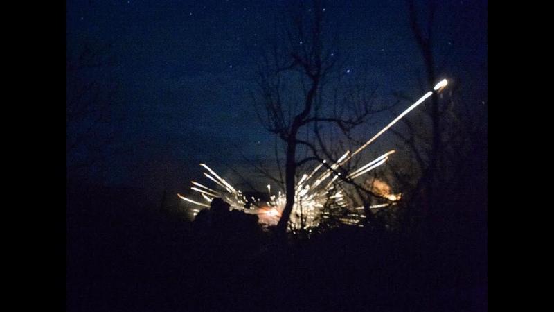 На Донбассе плавно разгорается война