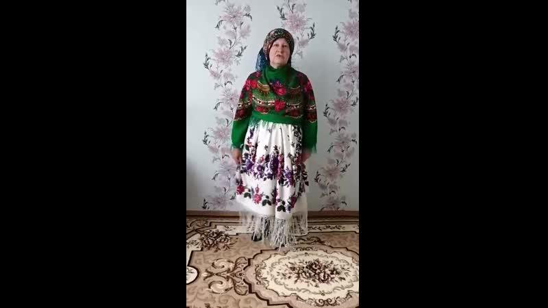 Галкина Антонина Васильевна Новенькая