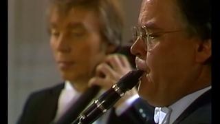 Karl Leister | Berliner Solisten quartet - Wolfgang Amadeus Mozart: Clarinet Quintet, K. 581 - BERLINER SOLISTEN