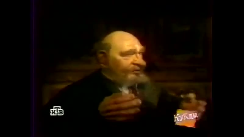Как Шендерович представлял сегодняшний день этой страны 20 лет тому назад