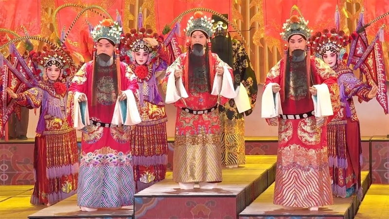 Spring Festival Gala 2019 Chinese traditional operas