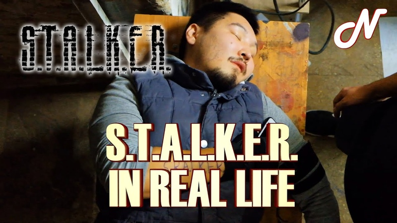 S T A L K E R IN REAL LIFE