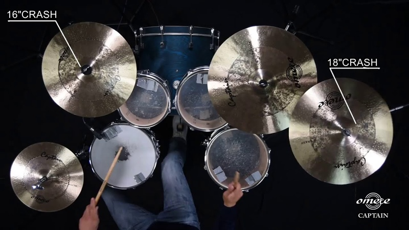 Omete Cymbals Series Comparison