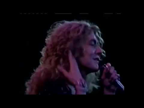 Led Zeppelin - Live at Earls Court (May 25th, 1975) - Video [Official Songs Removed]