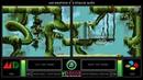 Flashback (Sega Genesis vs SNES) Side by Side Comparison