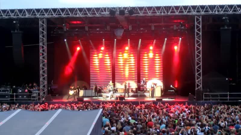 Roxette in Dresden Last Tour 2015