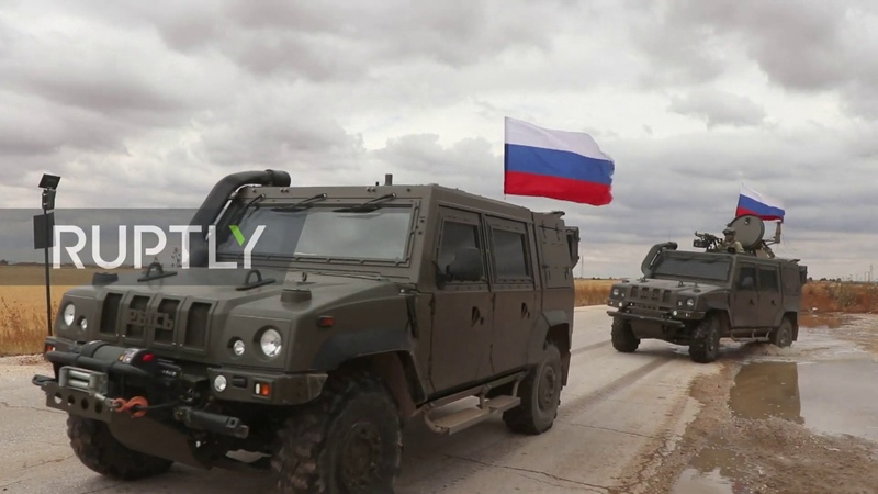 Syria Northeastern stretch of M4 highway reopens after 7 months after Russian mediation