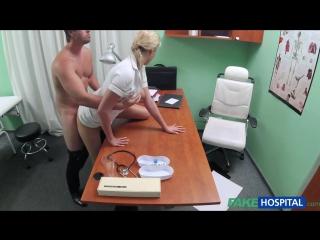 [Fake Hospital] Nikky  [ минет teans медсестра красивые выебал молоденькие ебет секс доктор шлюха]