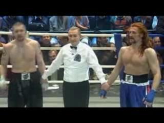 Серёга (King Ring) против Джигурды. Бокс на 1 Канале Король Ринга Рифмы и Панчи