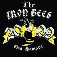 Логотип THE IRON BEES